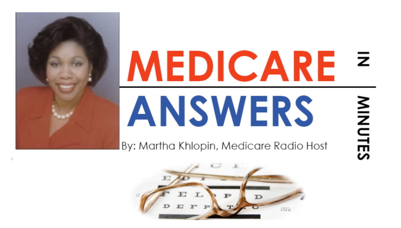 Martha Khlopin, Medicare Radio Host